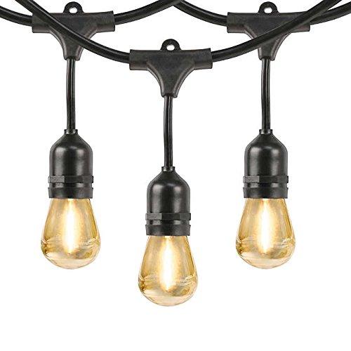 Feit 48' LED Filament String Light Set