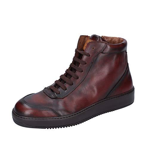 ROBERTO BOTTICELLI Sneakers HEREN Leder Bruin
