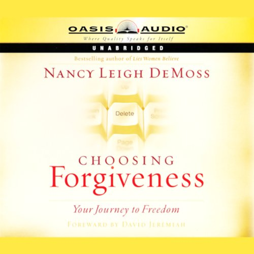 Choosing Forgiveness cover art