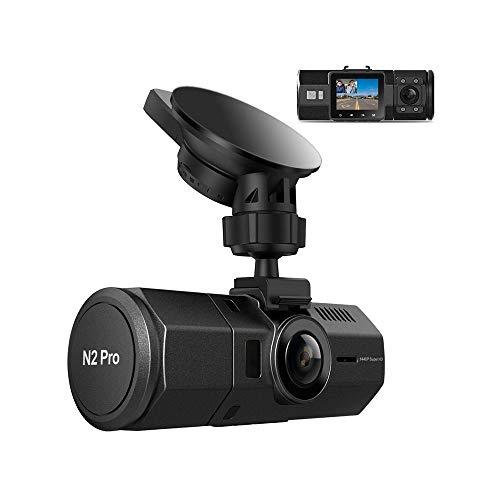 d/étection de mouvement capteur G d/étection de Collision Vantrue N1/Pro Dash Cam 1080p Cam/éra de voiture 160//° 3,8/cm LCD Dashcam pour voiture avec super Vision de nuit mode de parking