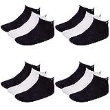 Kappa 12 Paar Sneaker Socken Gr. 35-46 Unisex Kurzsocke, Farbe:Navy, Socken und Strümpfe:43-46