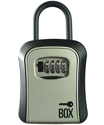 Portable Key Safe Lock Box