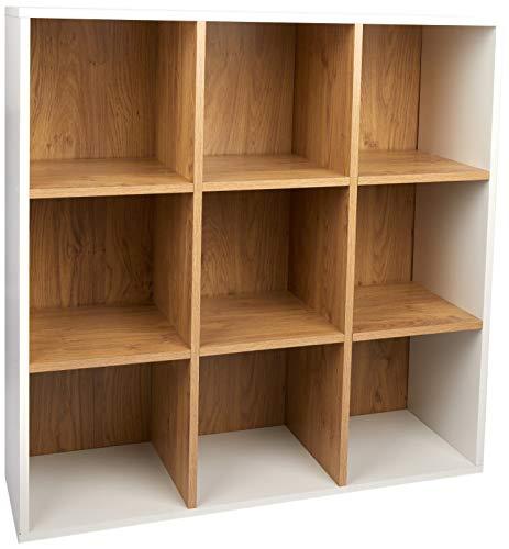Awe Inspiring House Homestyle 9 Cube Storage Unit H W 90Cm X D 29Cm Forskolin Free Trial Chair Design Images Forskolin Free Trialorg