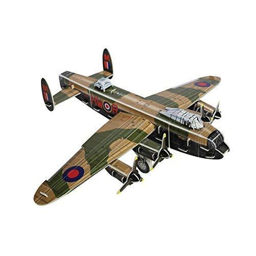 Royal Air Force RAF Lancaster Bomber Plane 3D EPS Foam Puzzle Airplane Model