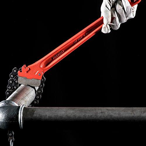 2-inch Chain Pipe Wrench RIDGID 31315 C-14 Heavy-Duty Chain Wrench