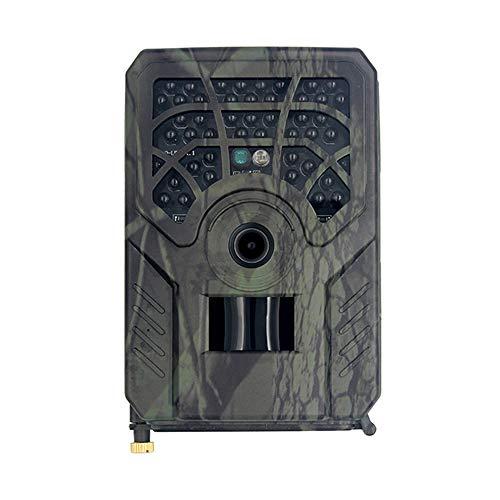 APROTII Cámara de caza de senderos, dispositivo infrarrojo de vigilancia de vida silvestre, exploración de vida silvestre, cámaras de visión nocturna, trampa de fotos para caza