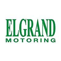 ELGRAND エルグランド モータリング ステッカー グリーン 緑 vv0024-13g