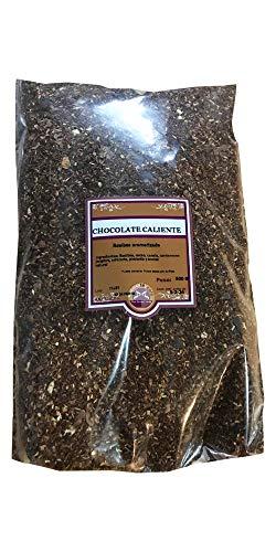 SABOREATE Y CAFE THE FLAVOUR SHOP Té Rooibos Chocolate Caliente En Hoja Hebra A Granel Infusión Natural Adelgazante 500 gr