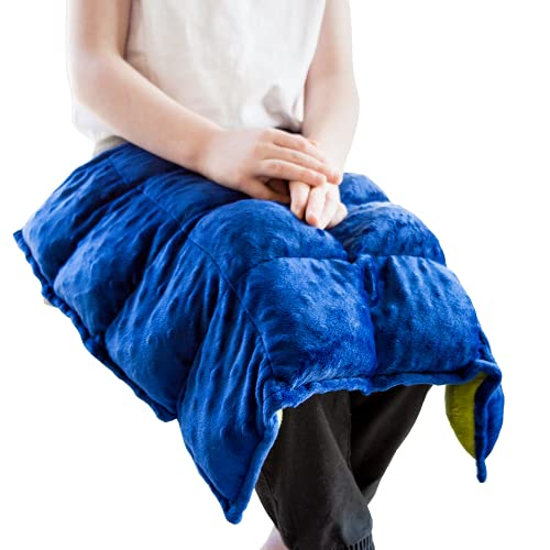 Harkla Weighted Lap Pad for Kids 5 pounds - Great...