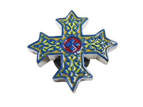 Kiola Designs Colorful Celtic Cross Magnet