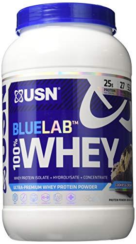 Bluelab Whey, Cookies & Cream 2 lbs by USN
