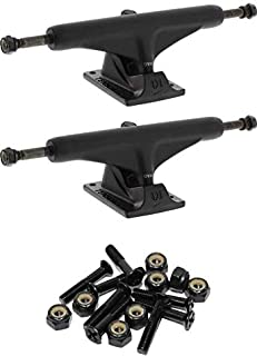 Tensor Trucks Mag Light Black Skateboard Trucks - 5.0