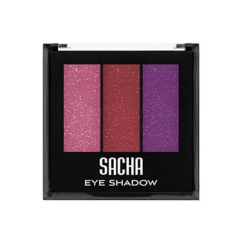 Trio Eye Shadow - Bubble Gum