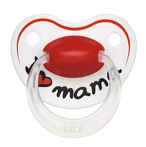 Bibi - Fopspeen Happiness Mama (16+ maanden)