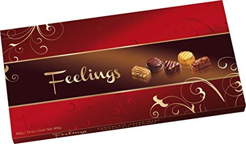 15 x Doos Bonbons Feelings 400gr