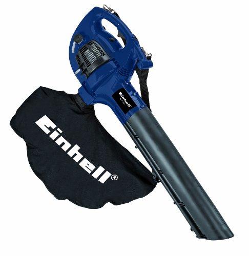 Einhell BG-PL 26/1 - Aspirador-soplador de hojas a gasolina, 8000 rpm