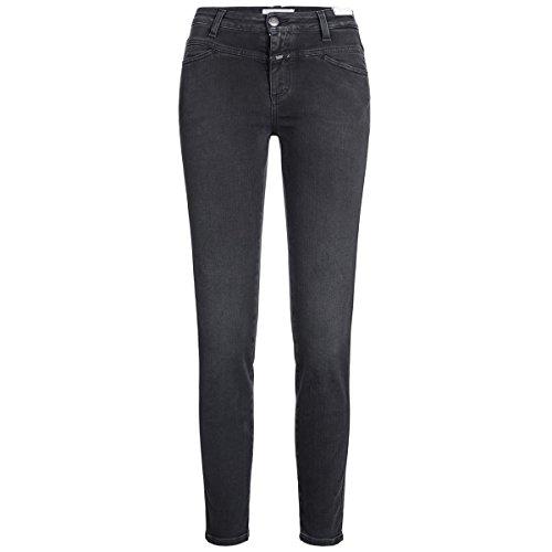 Closed Jeans Skinny Pusher 25 schwarz