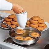 huichang Teigspender Gebäckpistole für selbstgemachte Donuts Fettgebackenes