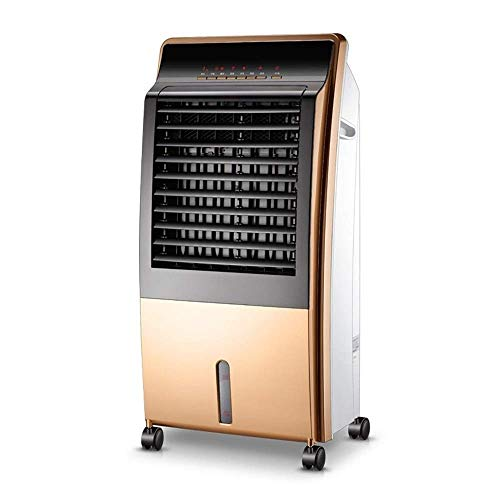 PNYGJLKTS draagbare koeler en verwarming airconditioning huis airconditioning mobiele airconditioning afstandsbediening luchtkoeler - champagne goud