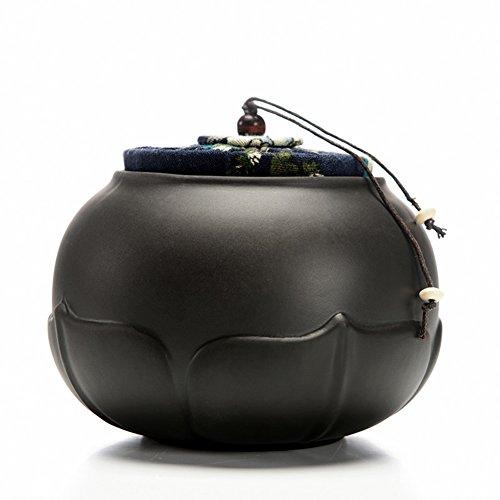 Porzellan-tee-container,Tee caddy lagerung,Tee dosen container Caddy Lagerung-wake-tee kann-A 10x13cm(4x5inch)