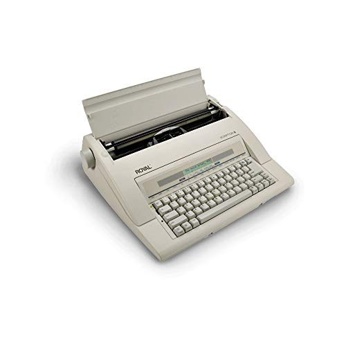ROYAL 69147T Scriptor II Typewriter