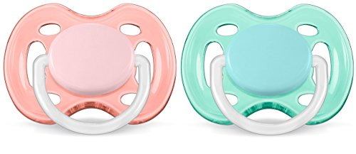 Philips Avent Freeflow Sucette 0–6 mois
