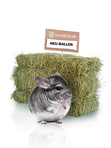 heukönig Ganzer Heuballen Wiesenheu, 12 – 14 kg