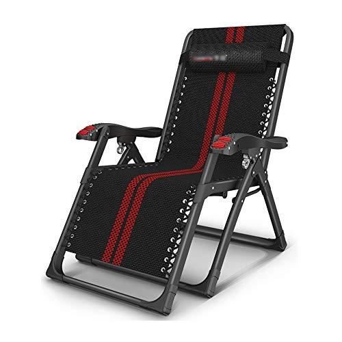Preisvergleich Produktbild WYY Stuhl HPLL Liegestuhl,  Atmungsaktiver Gartenstuhl Mit Klappstuhl Für Rückenlehne Und Rückenlehne. Ruhiger Couch-Sessel Mit Massagearmlehne,  Klappstuhl,  Abnehmbares Kissen Küchenstuhl