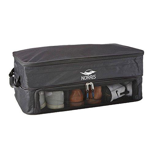 Norris Golf Supplies Trunk Organizer (Black)