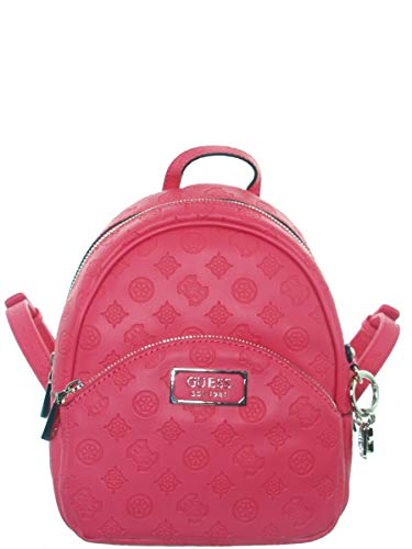 Guess Bradyn Backpack Logo Love Bradyn Backpack Hibiscus