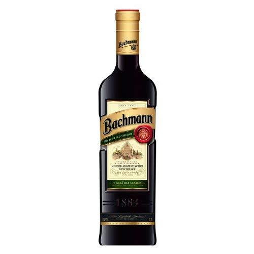 6 Flaschen Bachmann Bitter Kräuterlikör Orginal Dortmund hageböck a 700ml