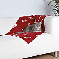 Protects furniture from dirt and pet hair Bordeaux colour Fleece Model number: 37193