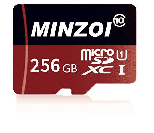 Tarjeta Micro SD Alta Velocidad 128 GB/256 GB/400