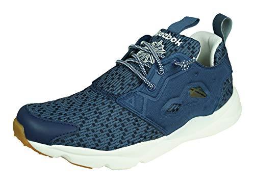 Reebok Furylite Off TG Zapatillas de Running para Mujer-Blue-36