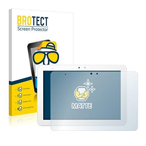 BROTECT 2X Entspiegelungs-Schutzfolie kompatibel mit BQ Aquaris Edison 3 Bildschirmschutz-Folie Matt, Anti-Reflex, Anti-Fingerprint