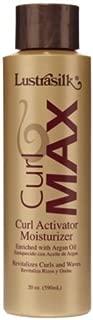 Lustrasilk Curl Activator Hair Care Moisturizer, 20 Fluid Ounce - 6 per case.