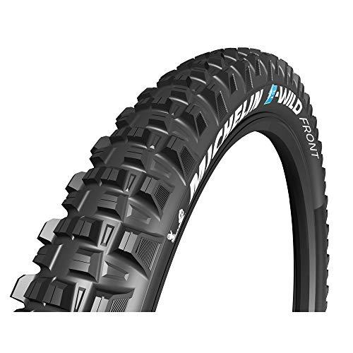 Michelin TYRE E-WILD Fahrradreife, Schwarz, 27.5x2.8