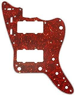 jazzmaster pickguard red