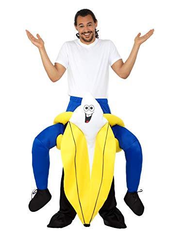 Smiffys Varkensvlees Banaan Kostuum