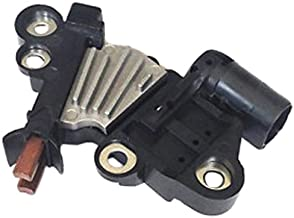 bosch alternator regulator circuit