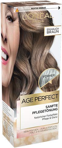 Loreal Age Perfect Sanfte Pflegetönung Braun 80 ml
