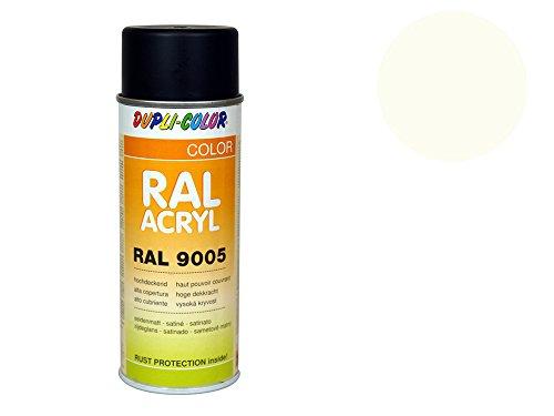 Dupli-Color 641893 RAL-Acryl-Spray, RAL 9001, 400 ml, Cremeweiß Seidenmatt