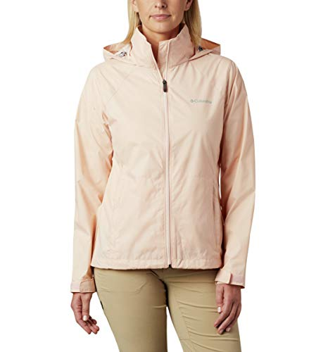 Columbia Women's Switchback Iii Jacket, Waterproof & Breathable, Packable