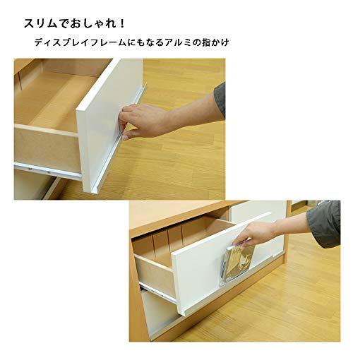 OGAMOKU『AVキャビネット(CD・DVDキャビネット)』