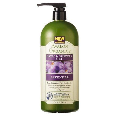 Avalon Lavender Max 81% OFF Bath 2021 new Shower 32oz Gel-