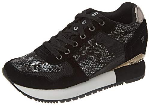 Gioseppo Rapla, Zapatillas Mujer, Negro, 37 EU
