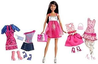 Barbie KidPicks Fashion Doll Gift Set - Nikki