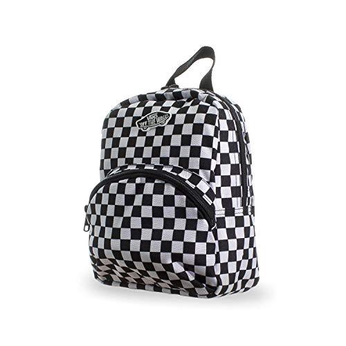 Vans Got this Mini Rucksack schwarz-weiß Schachbrettmuster, Einheitsgröße