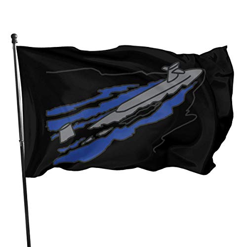 BHGYT SSBN Klasse U-Boote US-Flagge Außenflaggen Bannerflaggen Home House Flaggen