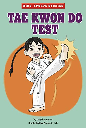 Tae Kwon Do Test (Kids